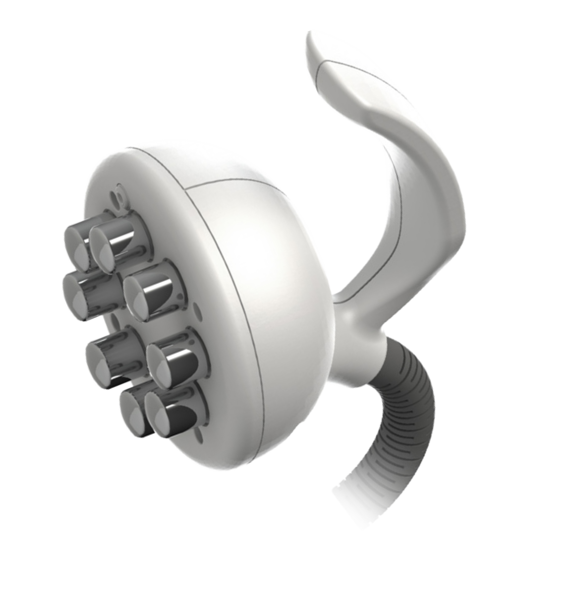 Aplikátor pro ošetření těla Octipolar