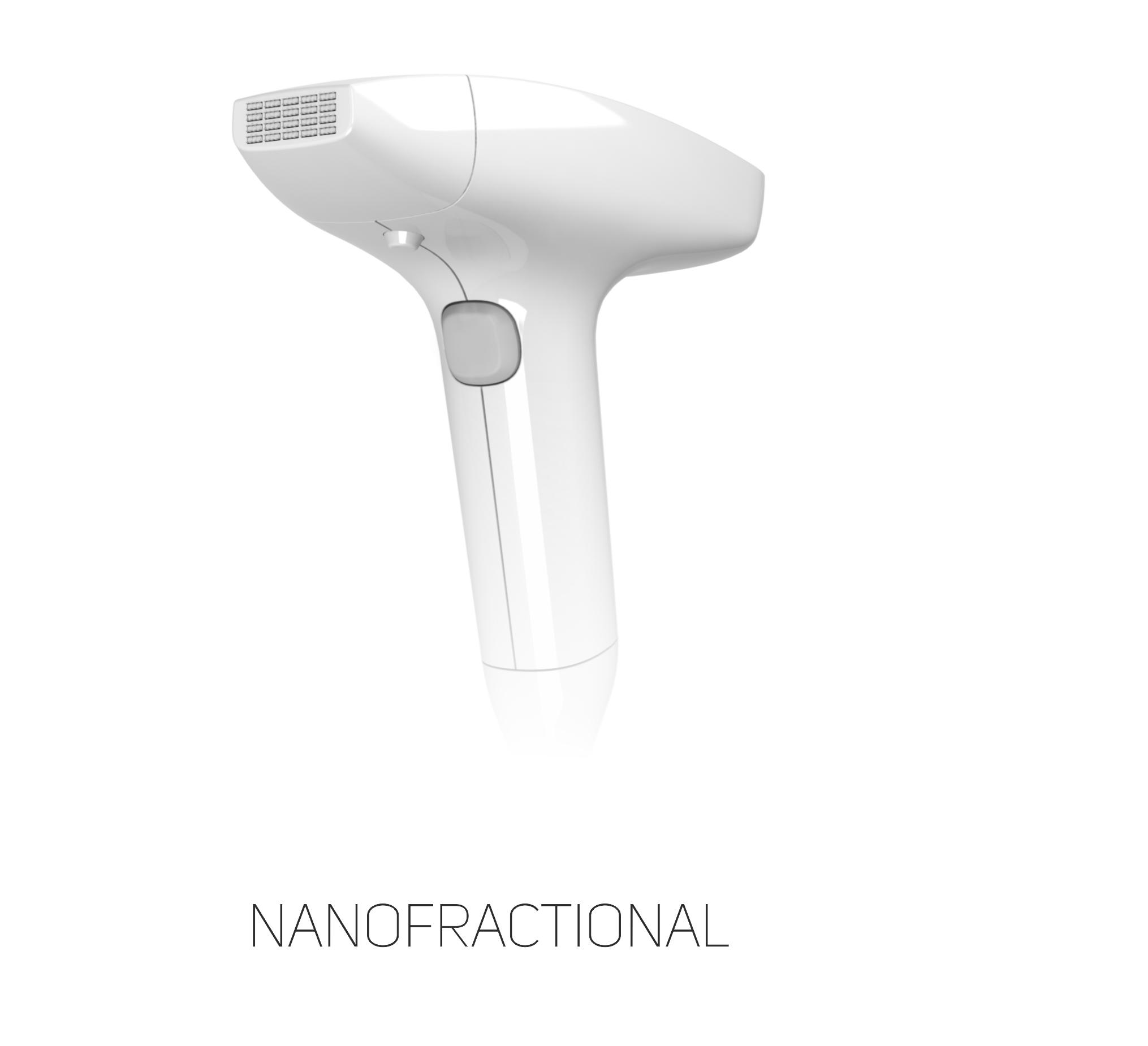 Nanofrakční Radiová frekvence aplikátor